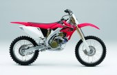2008 Honda CRF 450 R photo