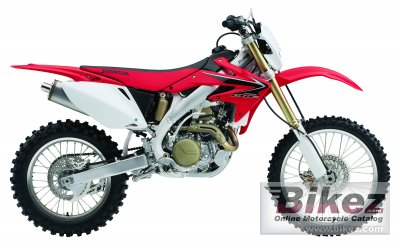 2008 Honda CRF 450 X photo