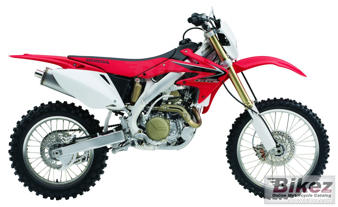 Big Honda crf 450 x picture and wallpaper from Bikez.com
