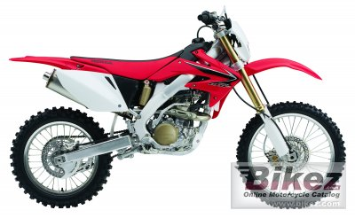 2008 Honda CRF 250 X photo