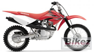 2008 Honda CRF 80 F photo