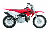 2008 Honda CRF 70 F photo