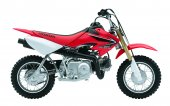 2008 Honda CRF 50 F photo