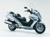 2008 Honda Silver Wing ABS