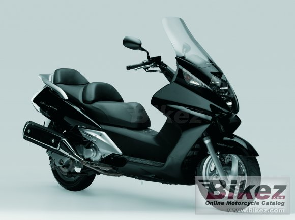 2008 Honda Silver Wing ABS photo
