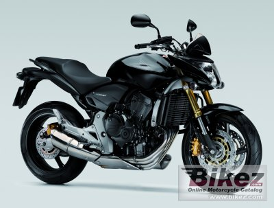 2008 Honda Cb 600 F Hornet Specifications And Pictures