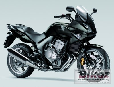 2008 Honda CBF600S