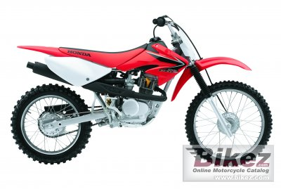 Honda Crf 100 >> 2008 Honda Crf 100 F Specifications And Pictures