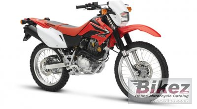 2008 Honda CRF 230 L specifications and pictures