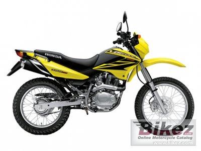 2008 Honda NXR Bros