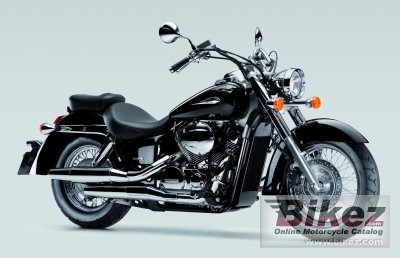 Exceptional 2008 Honda VT 750 C Shadow