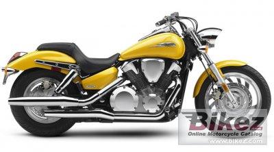 2008 Honda VTX1300C Classic
