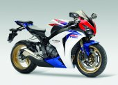 2009 Honda CBR1000RR Fireblade photo