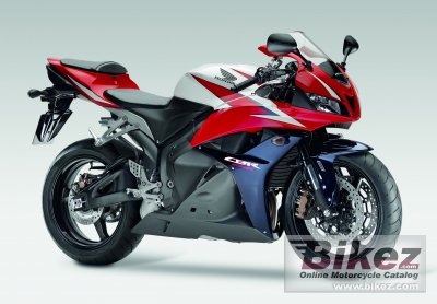 2009 Honda CBR600RR ABS photo