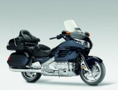 2009 Honda Gold Wing Airbag