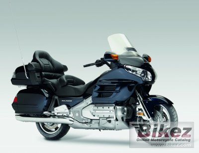 2009 Honda Gold Wing Airbag photo