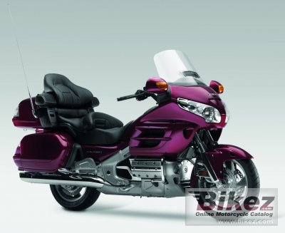 2009 Honda Gold Wing Audio-Comfort-Navi-XM photo
