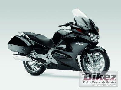 2009 Honda ST1300 Pan European photo