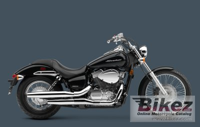 2009 Honda Shadow Spirit 750 photo