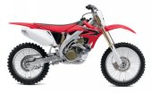 2009 Honda CRF450F photo