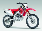 2009 Honda CRF450X photo