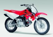2009 Honda CRF70F photo