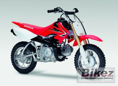 2009 Honda CRF50F photo