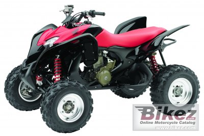 2009 Honda TRX700XX photo