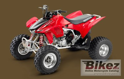 2009 Honda TRX450R Kick Start photo