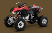 2009 Honda TRX400X photo