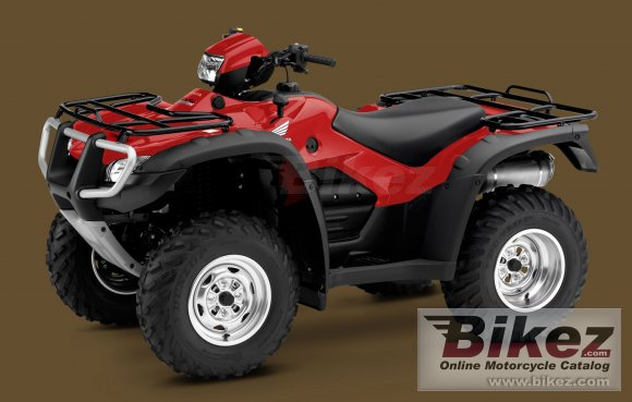2009 Honda FourTrax Foreman Rubicon