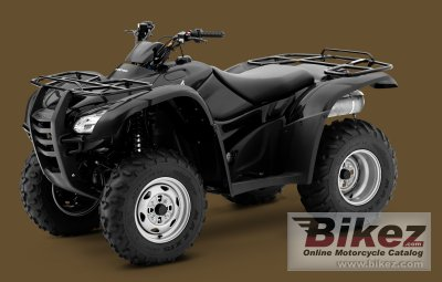 2009 Honda FourTrax Rancher photo