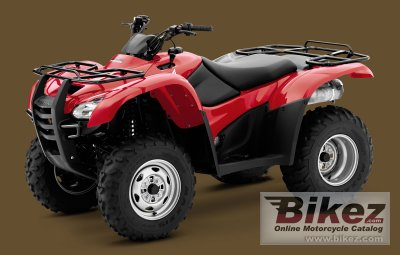 2009 Honda FourTrax Rancher 4x4 photo