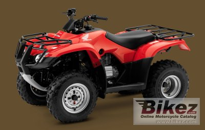 2009 Honda FourTrax Recon photo