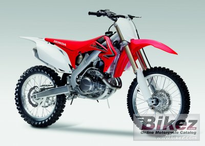 2009 Honda CRF450R photo