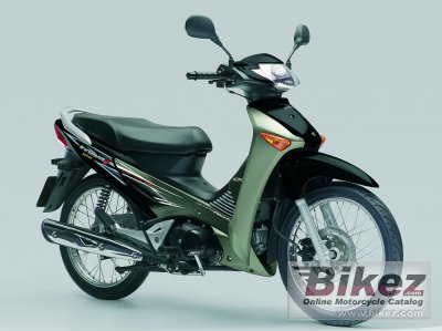 2009 Honda ANF125i Innova photo