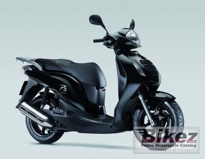 2009 Honda PS150i photo