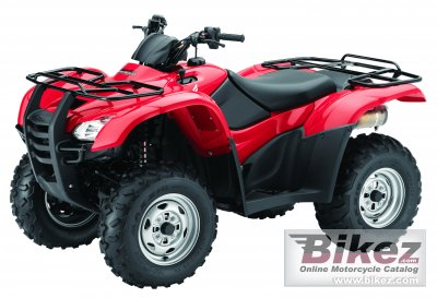 2009 Honda TRX420FA photo