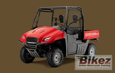 2009 Honda Big Red