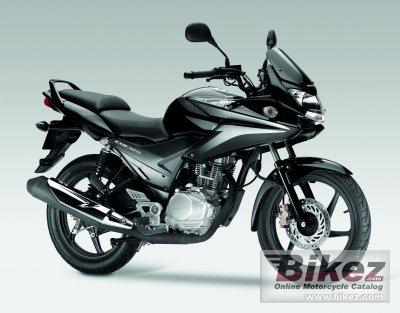 2009 Honda CBF125F
