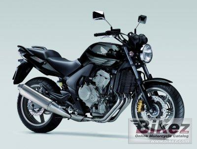 2009 Honda CBF600