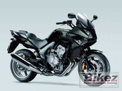 2009 Honda CBF600S