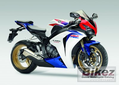 2009 Honda CBR1000RR Fireblade specifications and pictures
