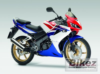 2009 Honda CBR125