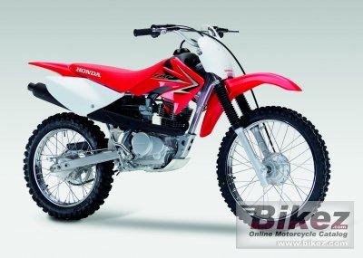 2009 Honda CRF100F