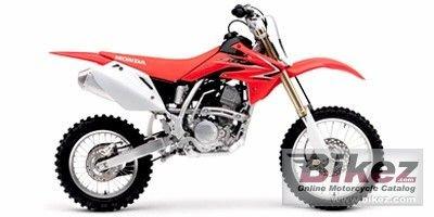 2009 Honda CRF150F Expert