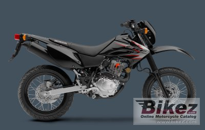 2009 Honda CRF230M specifications and pictures