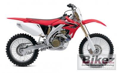 2009 Honda CRF450F