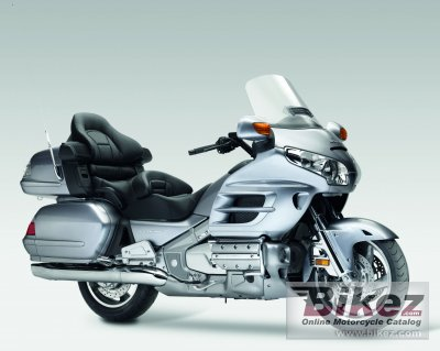 2009 Honda Gold Wing Audio-Comfort-Navi-XM-ABS