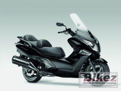 2009 Honda SW-T400